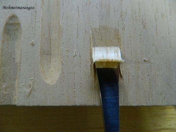 İskarpela seti mikro iskarpela takımı chip carving oyma