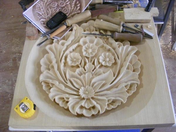Ayous ağacı bosswood ıhlamur chip carving için